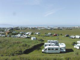 Skagaströnd Campsite