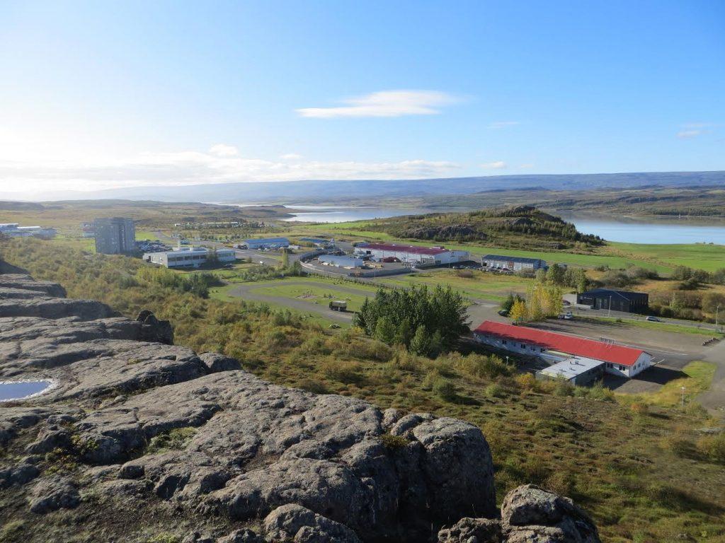 Camp Egilsstaðir