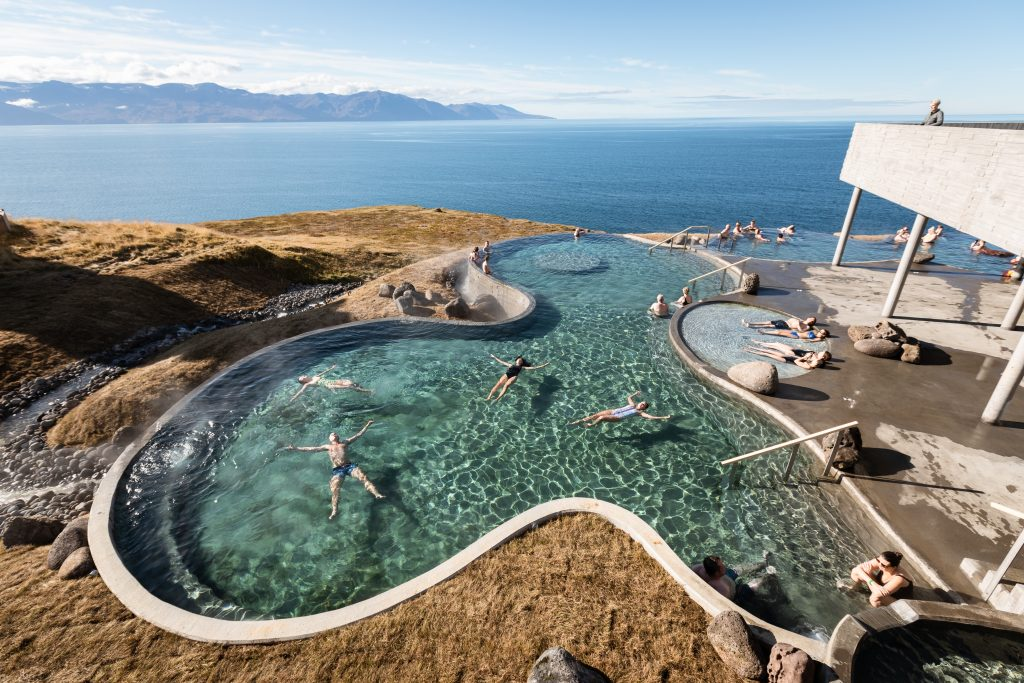 GeoSea Geothermal Sea Baths