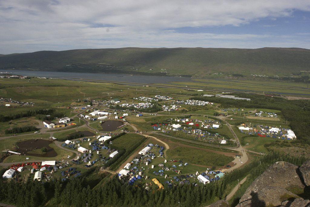Akureyri – Hamrar við Kjarnaskóg