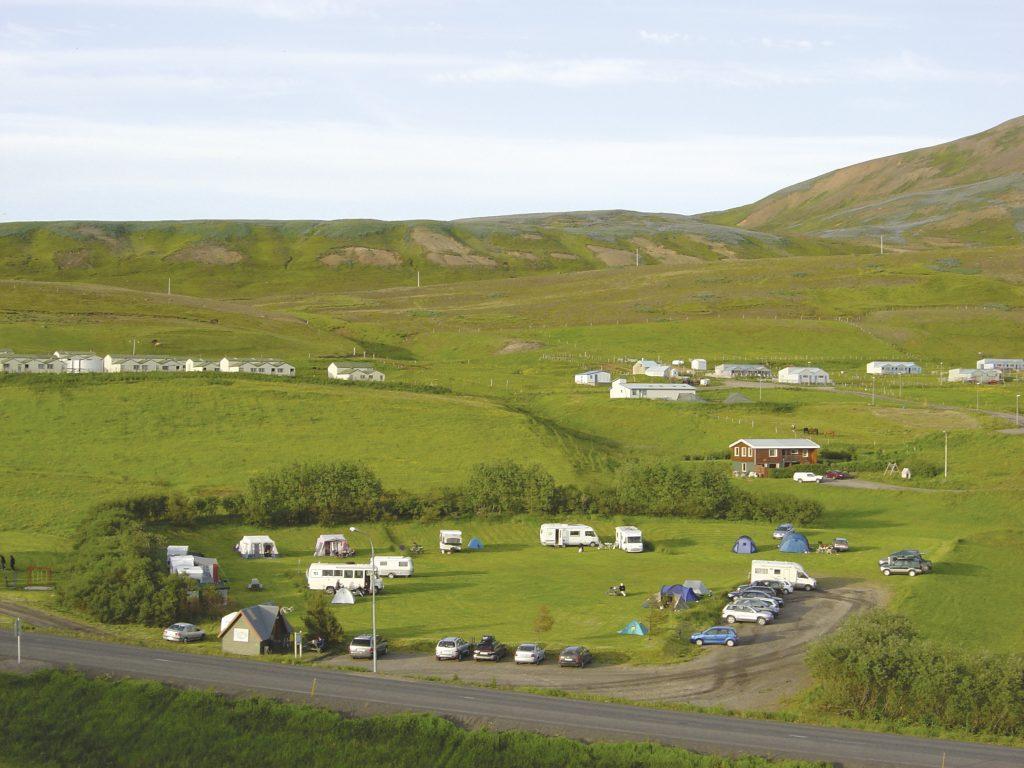 Tjaldsvæðið Húsavík