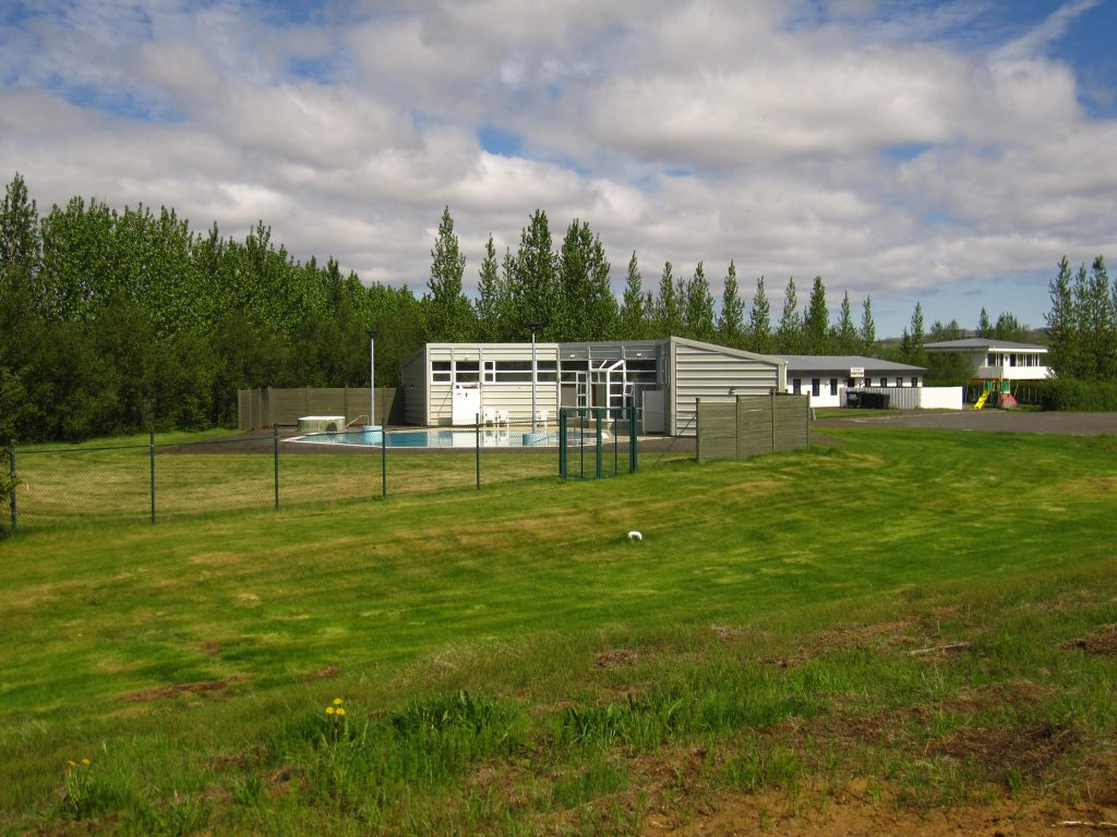 Árnes Camp Site