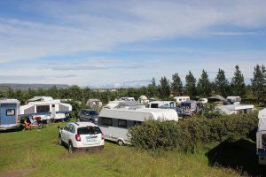 Kirkjubæjarklaustur Camp Site