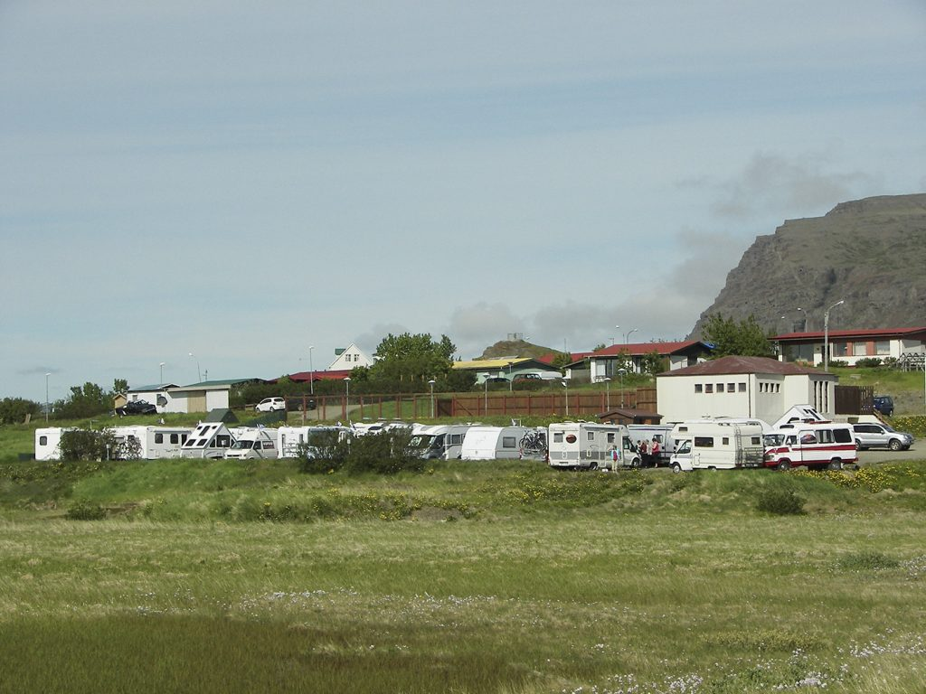 Reykhólar Camp Site