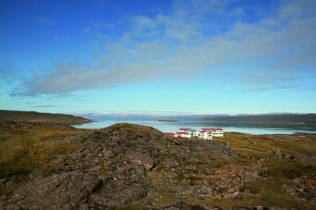 Reykjanes við Ísafjarðardjúp