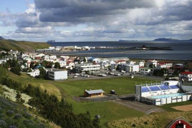 Tjaldsvæðið á Sauðárkróki
