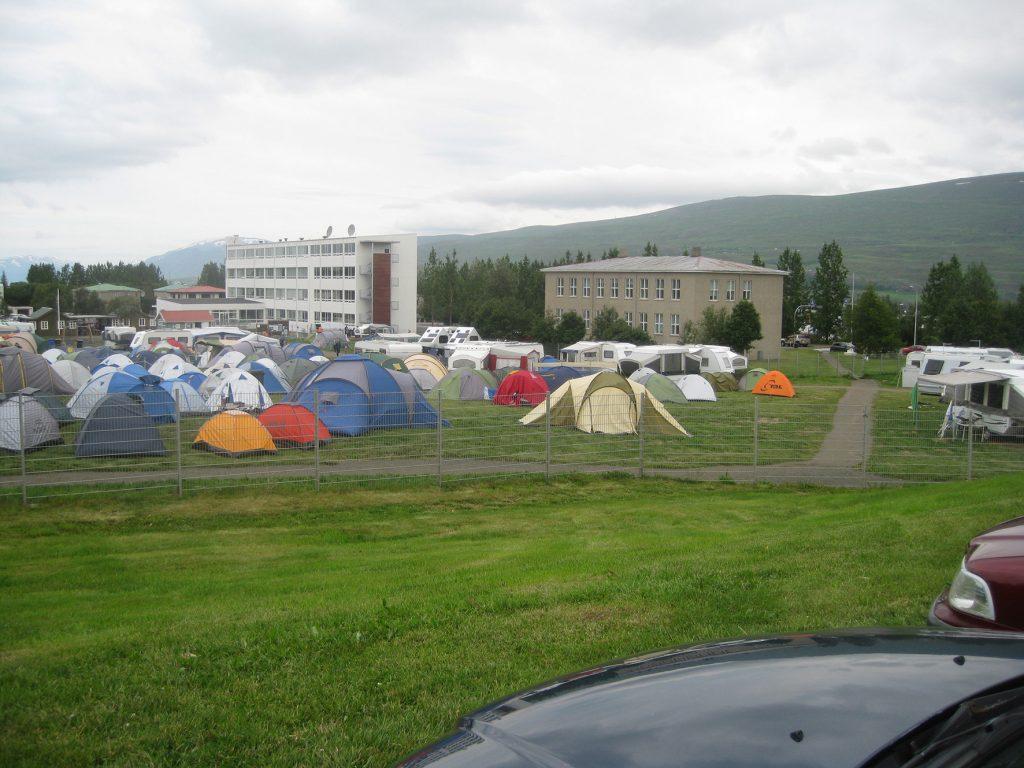 Akureyri – Við Þórunnarstræti