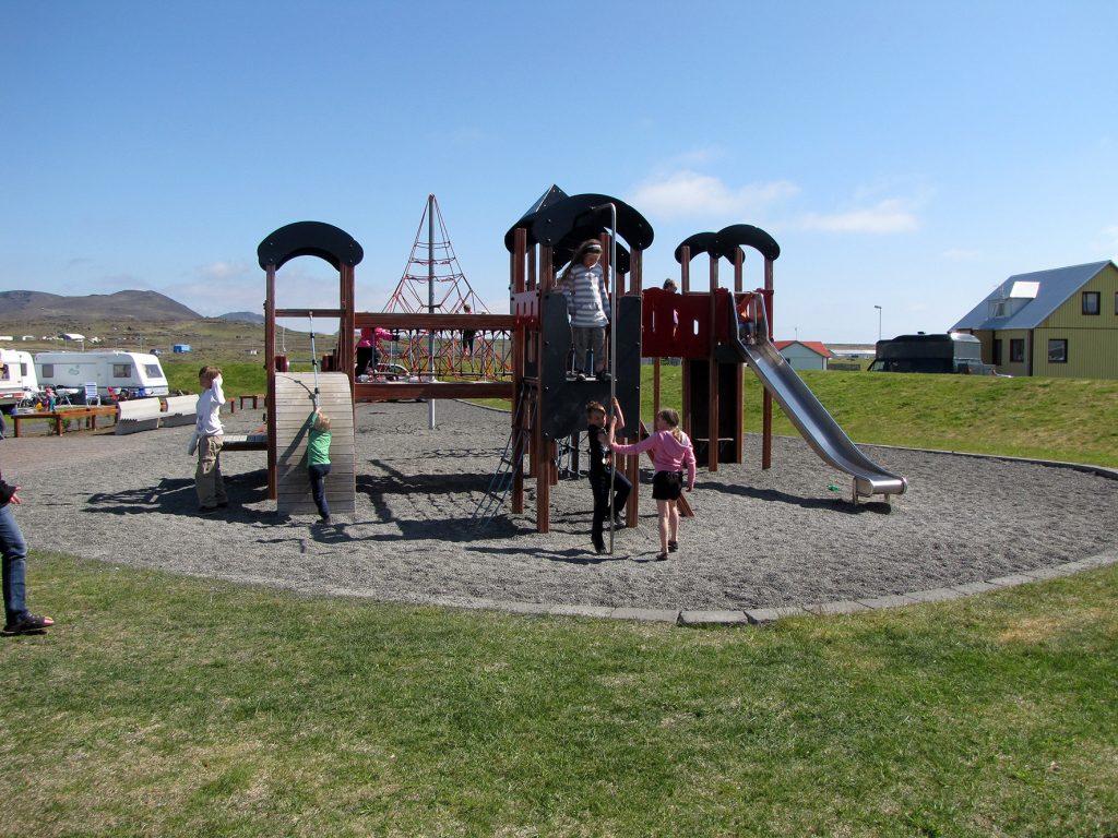 Tjaldsvæði Grindavík