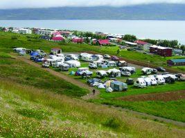 Camping Norðfjörður