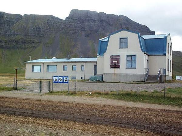 Finnbogastaðir – school