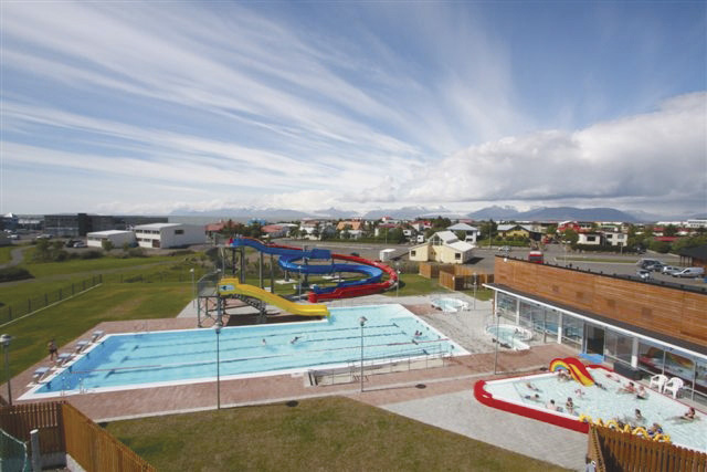Höfn Swimming Pool
