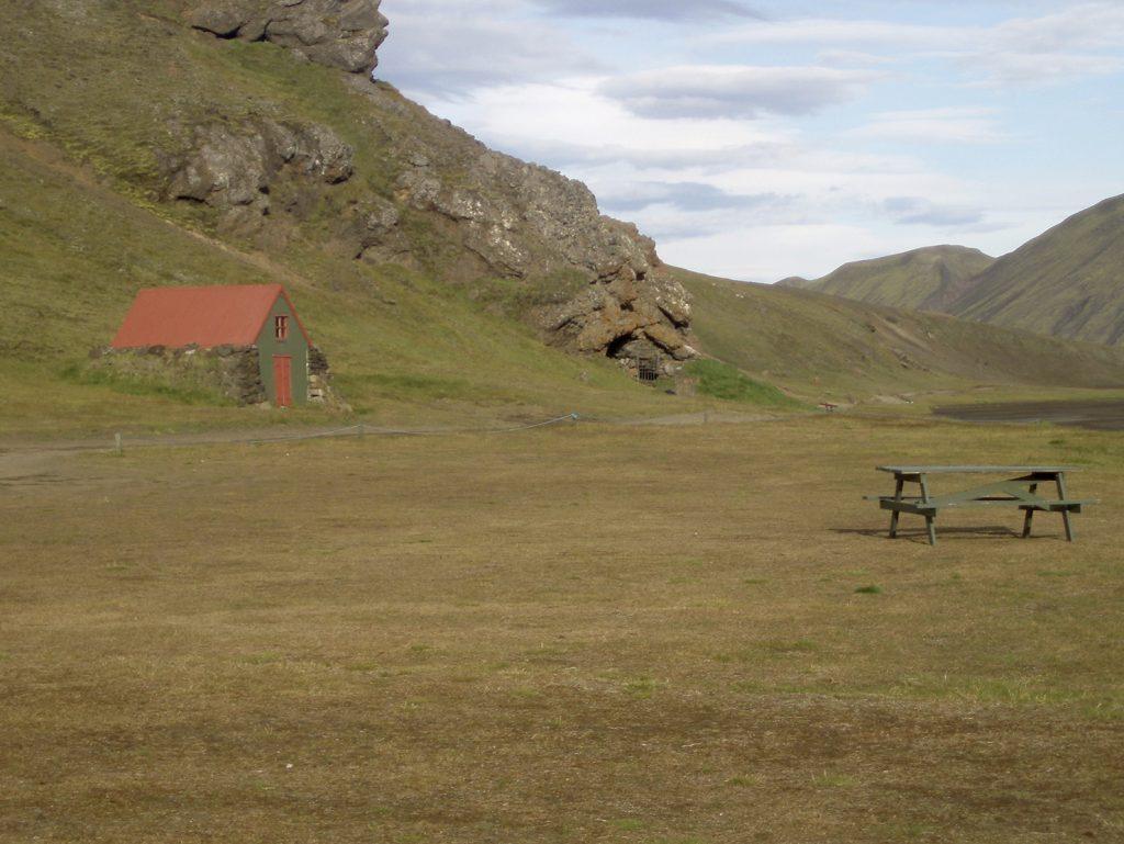 Landmannahellir Camping