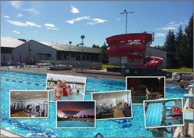 Hvolsvöllur swimming pool Gym centre